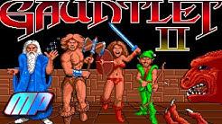 Gauntlet 2  (Arcade) Playthrough Longplay Retro game