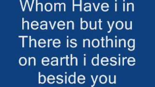 God is the strength of my heart by don moen