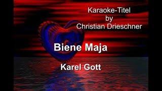 Biene Maja - Karel Gott - Karaoke