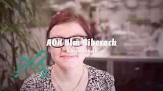 Ausbildung bei der AOK Ulm-Biberach