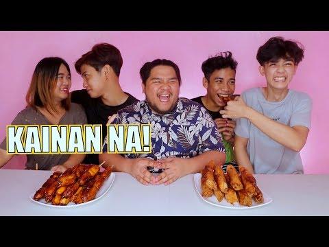 Anong mas Masarap TURON o BANANA CUE? (Feat. Mark Reyes, Kyo Quijano & Jiro Morato)