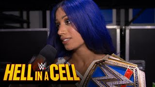 "Sasha Banks to lead SmackDown to ""Land of the Boss"": Hell in a Cell Exclusive, Oct. 25, 2020"