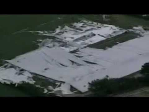 Dallas Cowboys Dome Collapses: Dome Of Practice Facility Falls In Because Of Storm