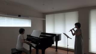 さだまさしの「 夢見る人」を、リコーダーとピアノ用にアレンジしました。