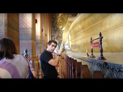 Wat pho - El templo del Buda recostado