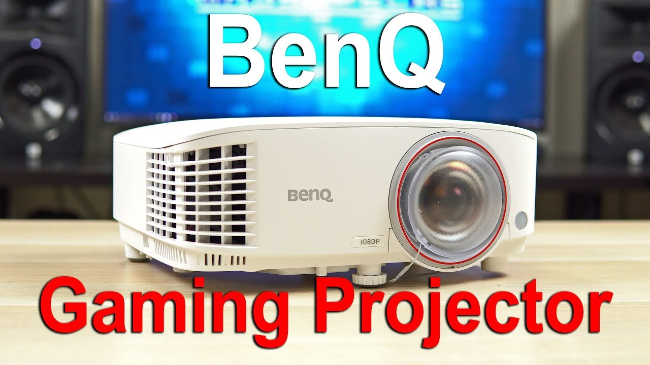BenQ TH671ST Review - Is It The Best Gaming Projector?