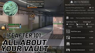 LifeAfter: All about the Basement / Vault Update, Explained!