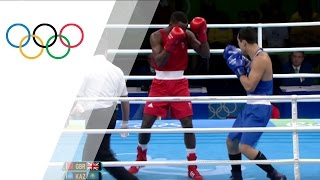 Rio Replay: Men's Light Heavy Boxing Bronze Bout