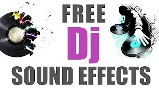 Sound Effects for dj | Remix | Best Audio Quality