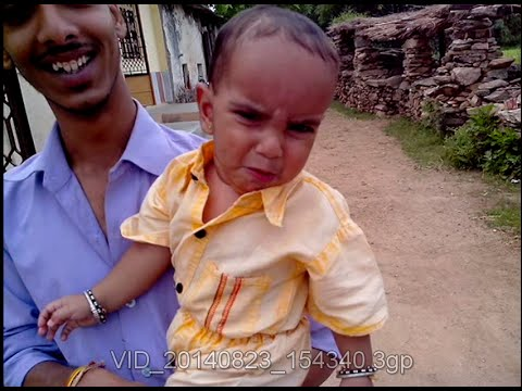 Comedy Marwadi Funny baby from Rajasthan - YouTube