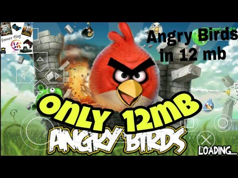 How To Download Angry Birds Game In Android Only On 12 Mb 😎😎😎😎