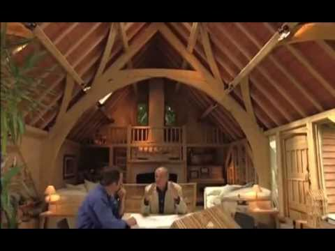 Carpenter oak ltd a tour through the grand designs oak for Oak framed house designs
