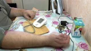Как заклеить манжету тонометра в домашних условиях  mp4