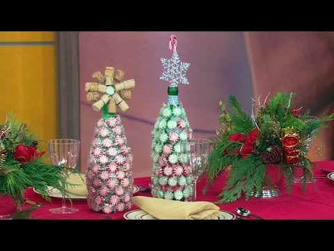 C mo poner la mesa de navidad doovi - Como poner la mesa en navidad ...