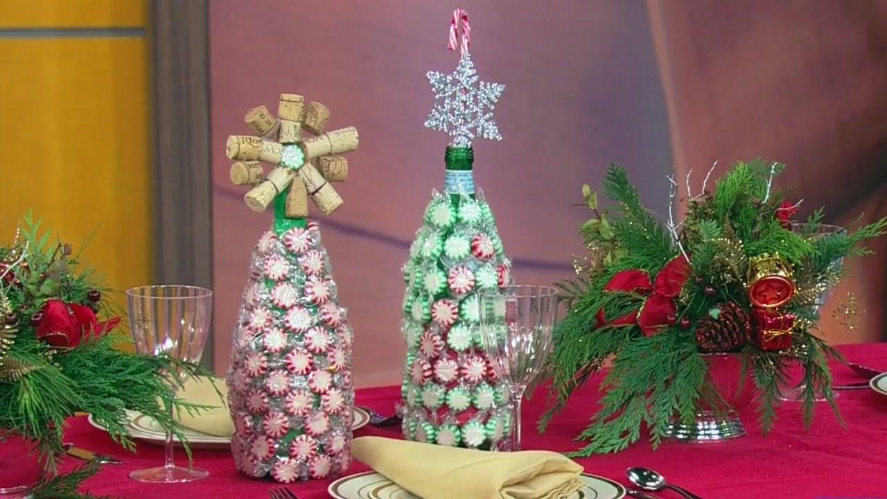 trucos para vestir tu mesa para la cena de navidad despierta amrica youtube