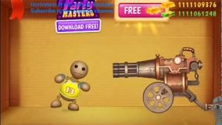 """Come ammazzare il... """"pupazzo""""! KickTheBuddy unlimited money&gold! Video divertenti per bambini"""