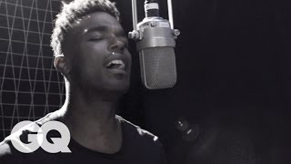 Luke James and the Power of Music - GQ - Moment of Arrival