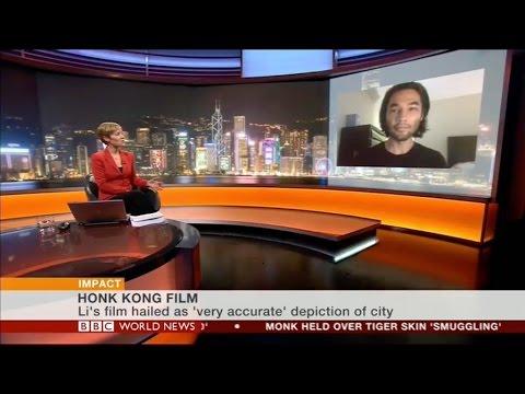 Hong Kong Strong Brandon Li Interview Bbc World News Impact