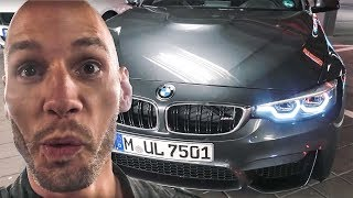 MIT DEM BMW M4 UNTERWEGS!