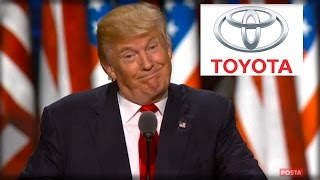 MORE WINNING!!! TOYOTA JUST MADE TRUMP SMILE FROM EAR TO EAR WITH THIS MAJOR ANNOUNCEMENT!!!
