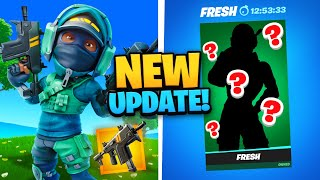 NEW UPDATE + MY SKIN ANNOUNCEMENT!