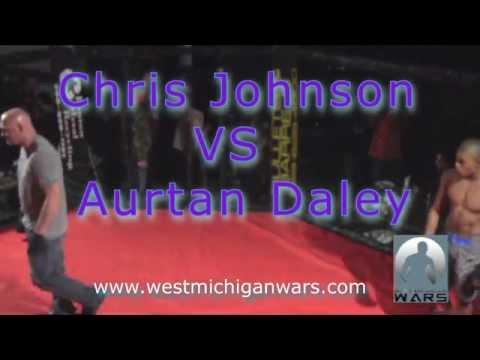 Chris Johnson VS Aurtan Daley