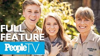 Inside Terri, Robert & Bindi Irwins' Life Without Steve Irwin At The Australia Zoo (2018) | PeopleTV