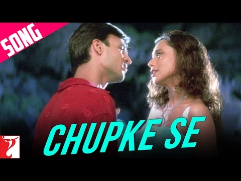 Chupke Se Song | Saathiya | Vivek Oberoi | Rani Mukerji | Sadhana Sargam | A. R. Rahman