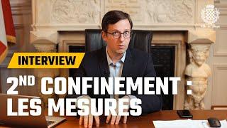 L'interview du maire - Les mesures face au deuxième confinement