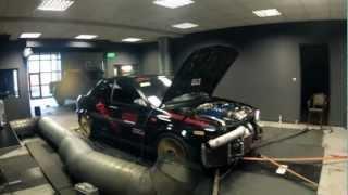 Drakos Engineering - Subaru EJ25 1100HP+ Zagaris Chris / Ζαγαρης Χρηστος