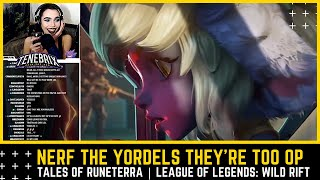 Download Dinka Kay REACTS: Tales of Runeterra: Don't Mess With Yordles | League of Legends: Wild Rift