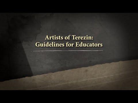 Artists of Terezin: Guidelines for Educators