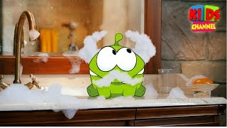 Om Nom Stories | Bath Time | Episode 2 | Kids Channel Cartoons