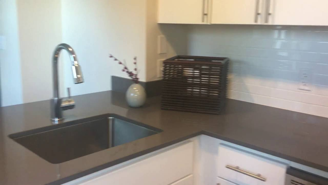 Harbor Steps Apartments Seattle Wa 1 Bedroom Apartment C Shaped Youtube