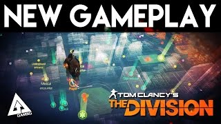 The Division NEW Gameplay! Open World, Missions, Base of Operations & More!