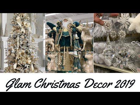 GLAM CHRISTMAS DECOR 2019