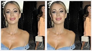 Love Island's Olivia Attwood steps out with TOWIE's Shelby Tribble