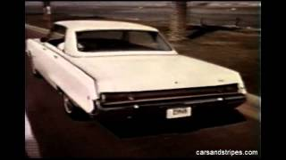 1968 Dodge Polara - original commercial