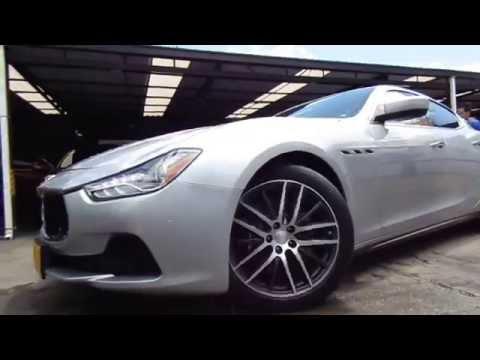Maserati Ghibli - Bogotá, Colombia