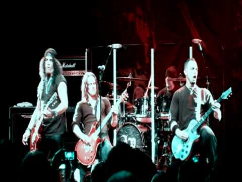 Alter Bridge Feat Slash - Rise Today LIVE - The House Of Blues - Pro Shot (Inedita)