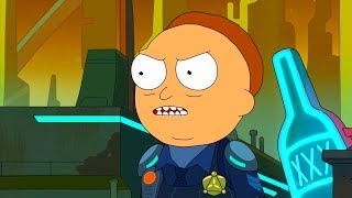 Rick und Morty - Mortytown, Aw Jeez