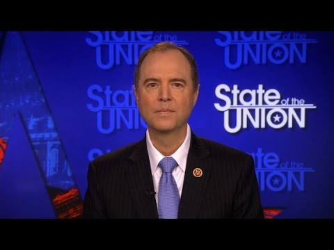 Adam Schiff full State of the Union Interview