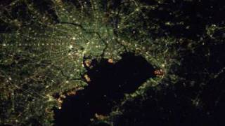 Cities at Night: An orbital tour around the world