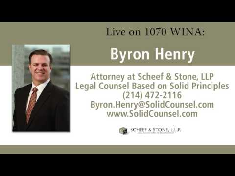 Georgia Religious Liberty Law | Byron Henry explains