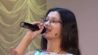 """""""Мечта"""" Сакута Екатерина эстрадный вокал г. Щучин"""