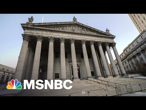 Maddow Explains: What Is A Special Grand Jury? | MSNBC