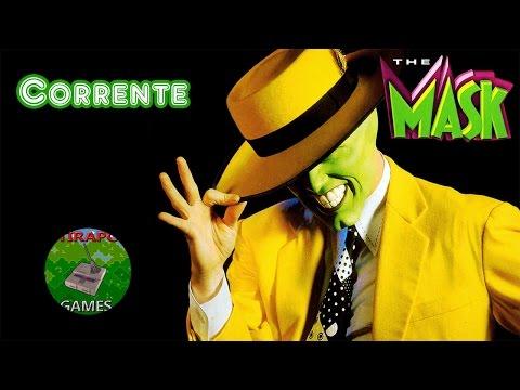 Corrente  The Mask Super Nintendo / Zerando em Apenas Um Vídeo