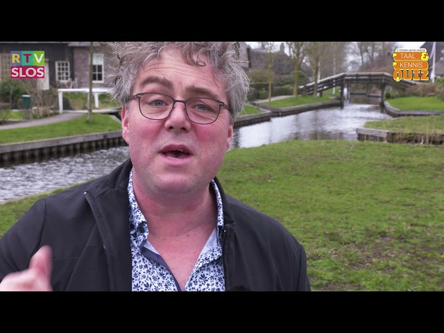 Taal- en Kennisquiz Evert van Dijk