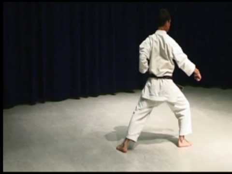 how to learn karate at home !!!! - YouTube
