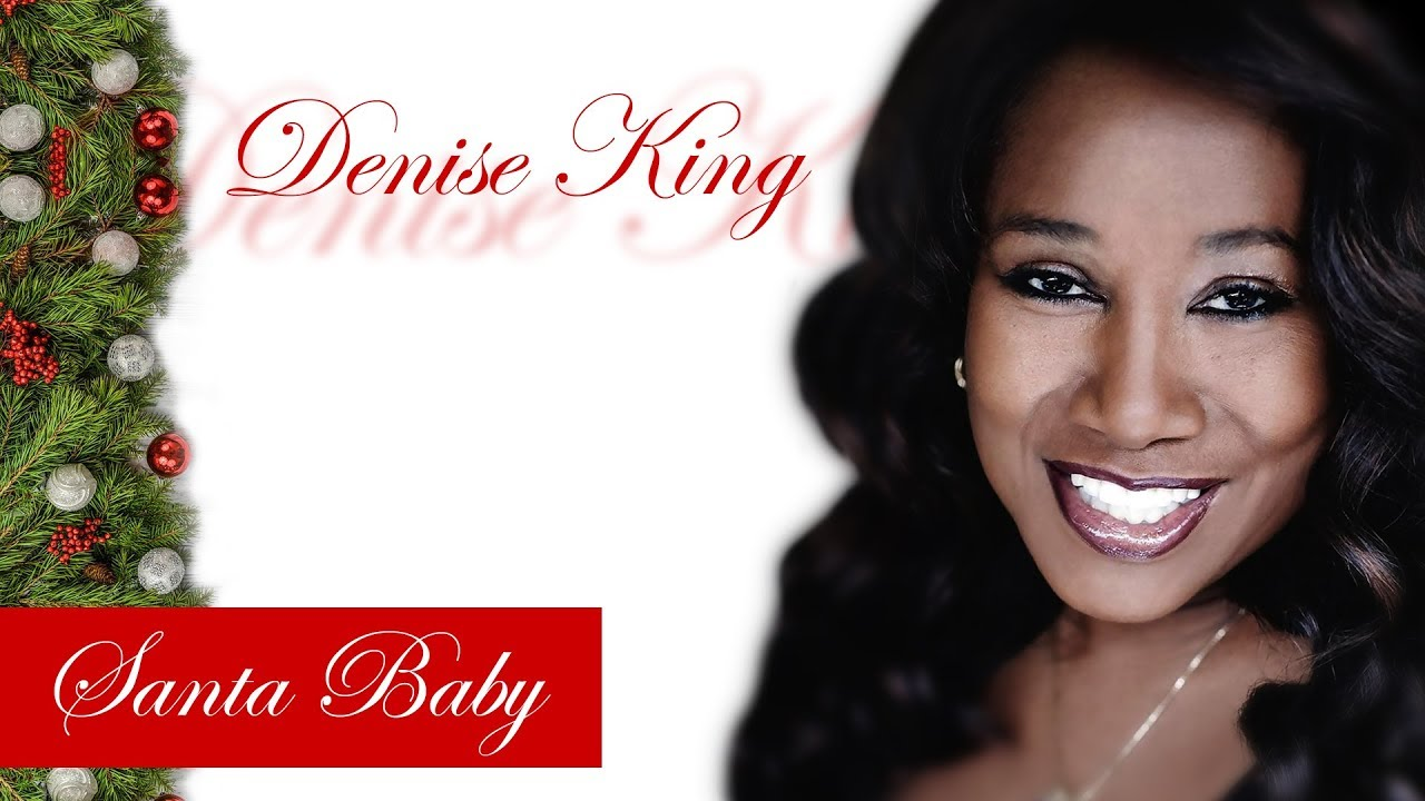 Santa Baby - Denise King - I\'ll Be Home For Christmas - Xmas Songs ...